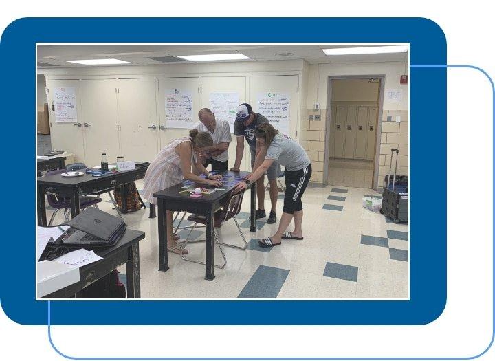 Classroom facilitation